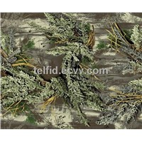 Realtree camouflage patterns water transfer printing film