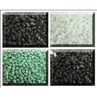 Recycled HDPE and LDPE(plastic granules)