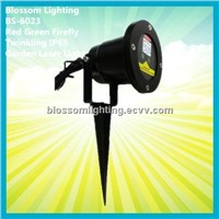 Red Green Firefly Twinkling IP65  Garden Laser Light (BS-6023)