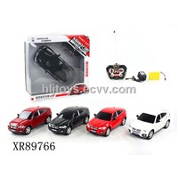 Remote control car  R/C CAR BMW X6 news hot