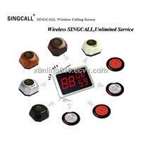 SINGCALL wireless calling system-fixed receiver