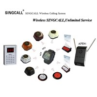 SINGCALL wireless multi-function calling system