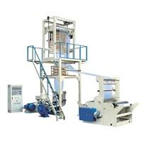 SJ-50/55/60/65 LDPE/HDPE/LLDPE Film Blowing Machine