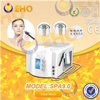 SPA9.0 crystal & diamond water dermabrasion facial beauty machine