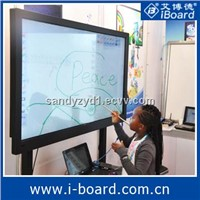 "School and office equipment 96"" multi touch interactive whiteboard/interactive white board"