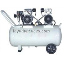 Silent oilfree air compressor-TY-4EW-65