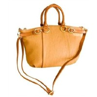 Simple Style Bag, Made of PU Leather