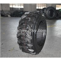 Skid steer tire (10-16.5 12-16.5 14-17.5 15-19.5)
