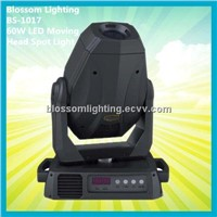 Stage Popular 60W Gobo LED Moving Head Spot Light (BS-1017)