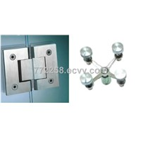 Stainless Steel Fin Spider Fitting, Glass Curtain Wall
