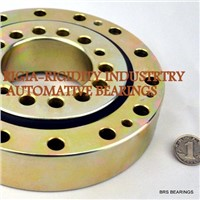 Surface Black/zinc/anti-rust treatment slewing ring bearing stainless steel