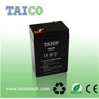 TAICO agm storage toy battery 6v 4ah
