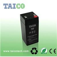TAICO vrla rechargeable lead acid battery 4v 4ah