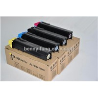 Tk-580  tk581 tk582 tk583 tk584  Compatible toner cartridge for Kyocera FS-C5150DN