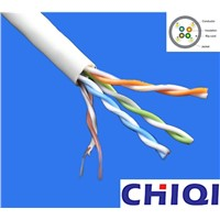 UTP CAT 5E Net Work Cable (Patch Cable, Line Cable) 4x2x0.5mm