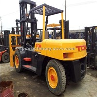 Used TCM Forklift 10Tons