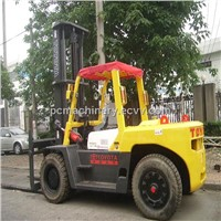 Used  TOYOTA 10 Tons Forklift For Sale