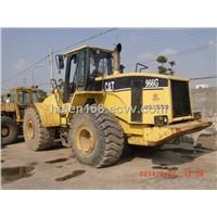 Used loader 966G used wheel loader CAT Loader