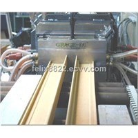 Wood and Plastic Profile Production