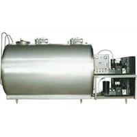 ZLG Series vertical Cooling milk storage tank