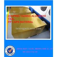 aluminium sheet for pilfer proof  caps (8011 h14)
