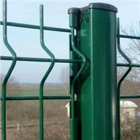 anping AI RUI pvc coated wire mesh fence