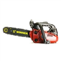 chain saw  with Two-stroke 25.4CC  Automatic recoil hand starter
