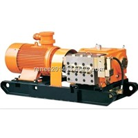emulsion pump station Plunger Pump