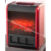 electric PTC fireplace heater