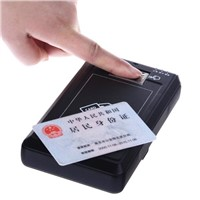 handheld fingerprint and RFID reader