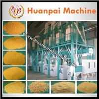Indian Corn Flour Milling Machine for Sale