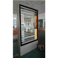 led scrolling billboard light box grew color