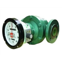 low cost diesel fuel oval gear flowmeter