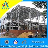 Modern portable modular mobile warehouse, house prefabricated