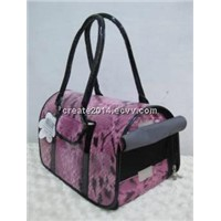 mail order newest fashionable pet carrier