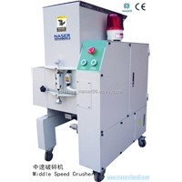Middle Speed  plastic processing machines