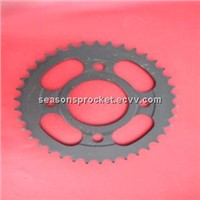 motorcycle sprocket manufacture