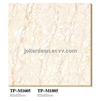 natural stone ceramic floor tile pink color