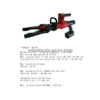 portable automatic spreading cutter rescue tool BE-BC-300 Belton Hangzhou ODE