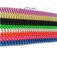 Powder Coated Colored Ball Chain