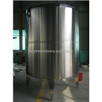 single-layer, double-layer and three-layer stainless steel tanks with or without agitation