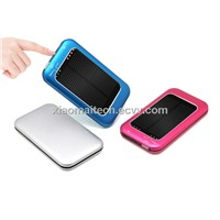solar charger, power bank, 2000mAh, dual current charger, chargers for iphone