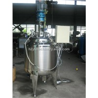 stainless steel heating and cooling tank