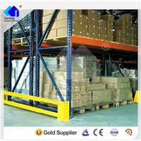 steel pallet racks powder coated colored pallet racking