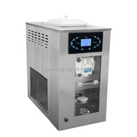 tabletop automatic soft ice cream machine