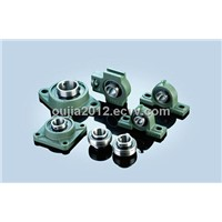ucp205 25mm bore size 2 bolts pillow block bearing