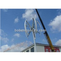 vertical axis wind turbine 5kw