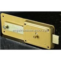 yale locks supplier door lock drawback lock(P60)