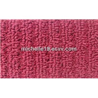 floor carpet anti slip waterproof  ribbed/striped carpet,red/balck/grey any color available
