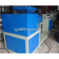 extruder machine for water pipe/hdpe ldpe pipe extruder machine